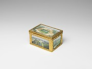 Snuffbox with six views at Chanteloup (The Choiseul Box)