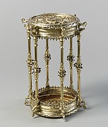 Hourglass stand