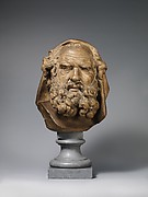 Head of a Bearded Elder