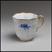 Cup (Gobelet lizonné à relief)