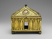 Reliquary casket