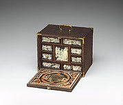 Miniature collector's cabinet