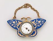 Watch in the form of a butterfly