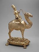 Camel statuette