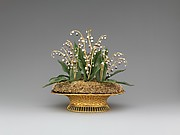 Imperial Lilies-of-the-Valley Basket