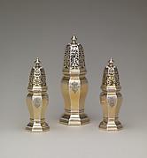 Set of three casters