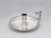 Chamber candlestick