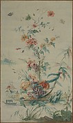 Flowers and Chinoiserie