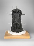 Casting model after Rodin's