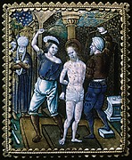 The Flagellation (one of a series)