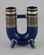 U-shaped vase