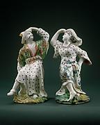 Dancers as Orientals