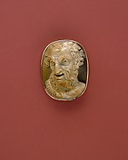 Cameo with the Head of a Satyr