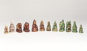 Burmese chess set