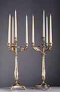 Candelabra (one of a pair)
