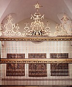 Choir screen from the Cathedral of Valladolid