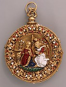 Pendant with The Annunciation