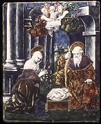Adoration of the Infant Christ