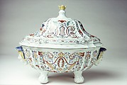 Tureen (one of a pair)