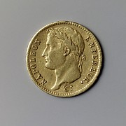 20-franc piece, Napoleon I