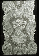 Pair of lappets and papillon