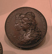 Struck for the City of London, to Commemorate Queen Victoria's Jubilee, 1887