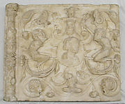 Architectural ornament panel