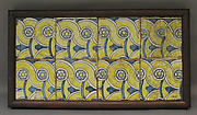 Panel of tiles (8)