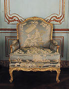 Armchair (Bergre) (one of a pair)