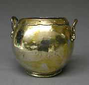 Two-handled pot