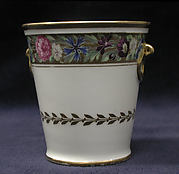Seven custard cups