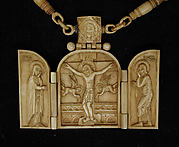 Triptych on a chain