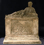Model for the Tomb of Géricault