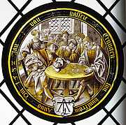 The Prodigal Gambles (one of eight scenes from the story of the Prodigal Son)