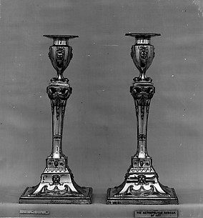 Pair of candlesticks