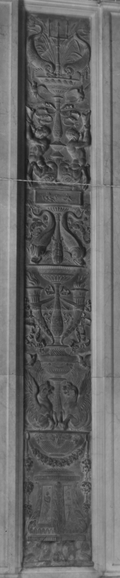 Pilaster (one of four)