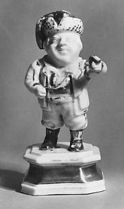 Callot dwarf (one of a pair)
