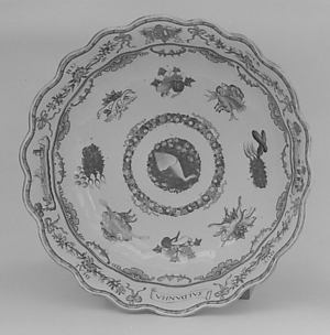 Bowl (part of a service)