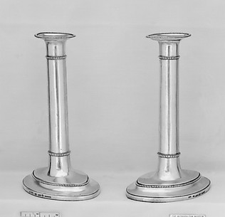 Candlesticks (one of a pair)