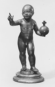 The Christ Child Holding the Orb
