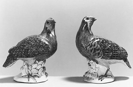 Partridge (one of a pair)