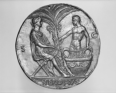 Nero and the Dying Seneca