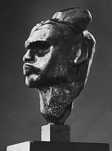 Head of Nijinsky