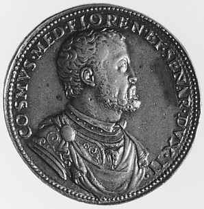 Cosimo I de' Medici, Duke of Florence and Siena