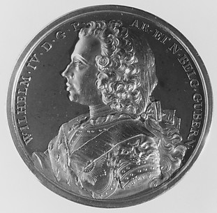 William IV, Prince Orange, Stadholder of The Netherlands