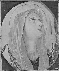 Head of the Virgin (Mater Dolorosa)