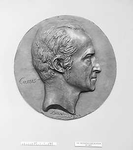 Carl Gustave Carus (1789-1869), Saxon physician, man-of-letters, and painter.