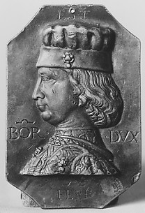 Borso d'Este, First Duke of Ferrara