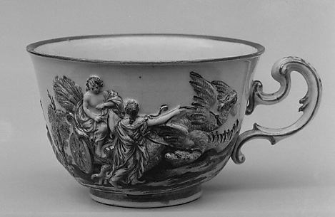 Tea cup (part of a service)
