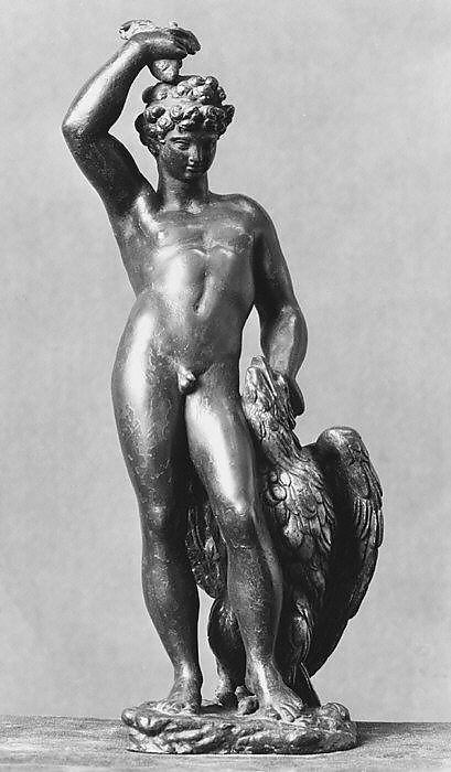 Ganymede with Eagle and Eaglet